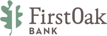 first oak bank logo